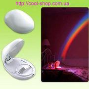 Светильник радуга,  удивительный подарок,  славный подарок,  светильник н
