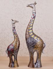 Статуэтка «Жираф»,  подарок-сувенир,  сувенирная статуэтка жираф,  купить