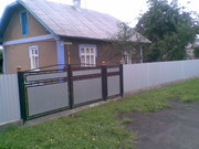 Дом в Вашковцах. С землей. Все приватизирновано.