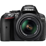 Продам, срочно!Зеркальная фотокамера Nikon D5300 kit 18-55 VR