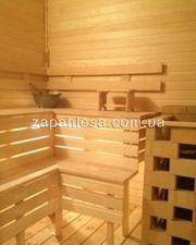 Дерев'яна рейка для монтажу вагонки,  блок-хаусу