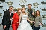 Бренд-волл на свадьбу Черновцы