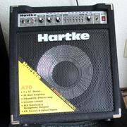 Продам басовый комбик Hartke A70