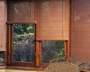 Ролеты из бамбука и джута