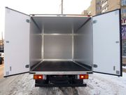 Ремонт автомобильных изотермических фургонов.